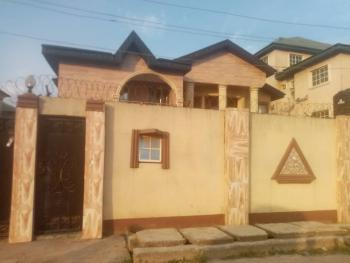 4 Bedrooms Duplex with 3 Units of 2 Bedrooms Flat, Before Jakande Gate, Isolo, Lagos, Detached Duplex for Sale