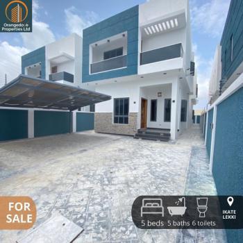 Newly Built 5 Bedrooms Detached Duplex, Ikate, Lekki, Lagos, Detached Bungalow for Sale