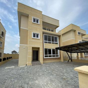 Contemporary 5 Bedroom Fully Detached Duplex with a Bq, Osapa, Lekki, Lagos, Detached Duplex for Sale