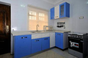 Luxury 3 Bedroom Duplex with 2 Sitting Rooms and a Pool, Osborne 2, Osborne, Ikoyi, Lagos, Flat Short Let