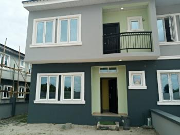 Luxury 2 Bedrooms Terraced Duplex with an Attached Bq with C of O, Awoyaya, Ibeju Lekki, Lagos, Terraced Duplex for Sale