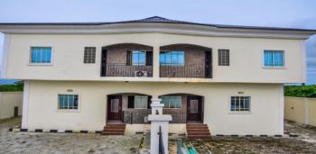 4 Units of 3 Bedroom Duplex with a Bq Each, Sangotedo, Ajah, Lagos, Semi-detached Duplex for Sale