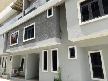 5 Bedroom Terrace Duplex with a Bq, Maruwa Second Roundabout, Lekki Phase 1, Lekki, Lagos, Terraced Duplex for Rent