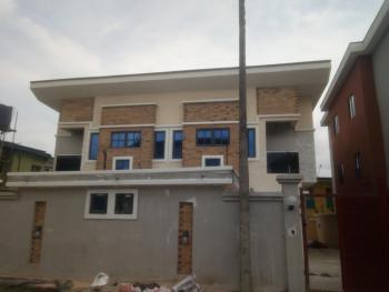 4 Bedroom Semi Detached Duplex (all Ensuite) with a Room Boys Quarter, Off Allen Avenue, Allen, Ikeja, Lagos, Semi-detached Duplex for Sale