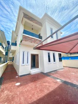 Fully Detached 5 Bedroom Duplex with Bq, Behind Mega Chicken Lekki Phase 2, Ikota, Lekki, Lagos, Detached Duplex for Sale