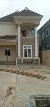 Luxury 4 Bedroom Duplex with a Bq, New Oko-oba, Agege, Lagos, Detached Duplex for Sale