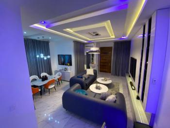 Elegantly Furnished 3 Bedrooms House, Chevron Drive, Lekki Phase 2, Lekki, Lagos, Semi-detached Duplex Short Let