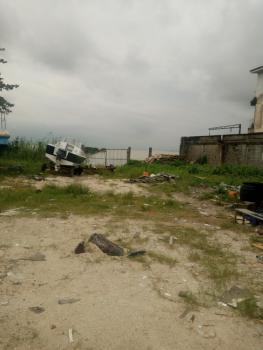 Commercial Waterfront Land, Off Admirately House, Lekki Phase 1, Lekki, Lagos, Commercial Land for Rent