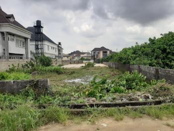 Fenced Full Plot of Land, Peninsula Garden Estate, Sangotedo, Ajah, Lagos, Residential Land for Rent