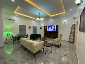 Luxury 4 Bedroom Duplex in Serene Location, Lekki Conservation Road, Lekki Phase 1, Lekki, Lagos, Semi-detached Duplex Short Let