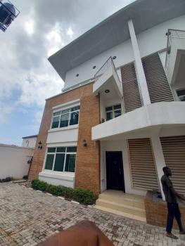 Luxury 4 Bedroom Terrace with 1 Room  Bq + Fitted Kitchen + Swimming Pool, Lekki Phase 1, Lekki, Lagos, Terraced Duplex for Rent