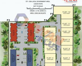 Beautiful 2 Bedrooms Apartment, Ajayi Apata, Sangotedo, Ajah, Lagos, Flat for Sale