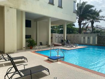 4 Bedroom Flat with Bq All Ensuit with Guest Toilet, Banana Island, Ikoyi, Lagos, House for Rent