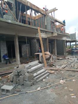 4 Bedrooms Terraced Duplex with Bq, Wuye, Abuja, Terraced Duplex for Sale