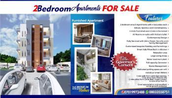 Luxury 2 Bedroom Serviced Apartments, Chevy View Estate, Chevron, Off Lekki-ajah Expressway, Ilasan, Lekki, Lagos, Block of Flats for Sale