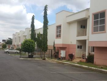 Newly Built Units of 3 Bedrooms Terraced Duplex with a Room Bq, Jabi, Abuja, Terraced Duplex for Sale