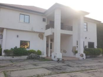 5 Bedrooms Detached Duplex on 1200sqm of Land with 4 Rooms Bq, Off Aminu Kano Crescent, Wuse 2, Abuja, Detached Duplex for Sale