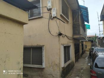 Block of 4 Flats on a Plot of Land with Bq, Olawaiye Street Anifowoshe, By Computer Vilage, Oba Akran, Ikeja, Lagos, Block of Flats for Sale