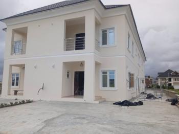 Tastefully Finished 4 Bedroom Semi Detached Duplex with a Room Bq, Cowrie Creek Estate, Ikate, Lekki, Lagos, Semi-detached Duplex for Rent