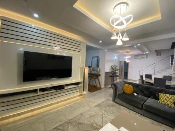 Cozy 4 Bedrooms Home, Dideolu Estate, Oniru, Victoria Island (vi), Lagos, Semi-detached Duplex Short Let