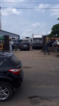 a Commercial Plot Measuring 1912sqm, Oshodi - Apapa Expressway, Isolo, Lagos, Commercial Land for Sale