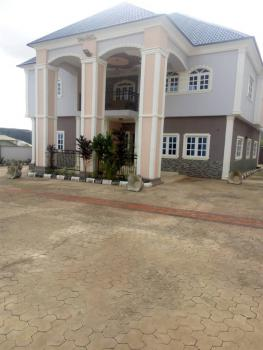 Luxury and Roomy 4 Bedrooms Duplex with C of O in a Serene Area, Alagbaka Gra, Akure, Ondo, Detached Duplex for Sale