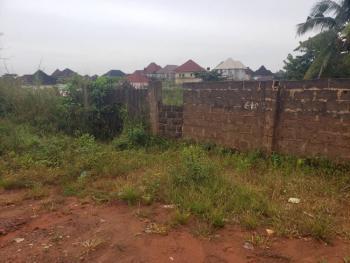 Massive 7plots of Land Fenced with Gate Along Major Road Cofo, Along Enugu/onitsha Expressway Behind Golf Estate, Gra, Enugu, Enugu, Mixed-use Land for Sale