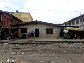 a Bungalow on a Plot of Land, Jubrila Street, Orile, Lagos, Detached Bungalow for Sale