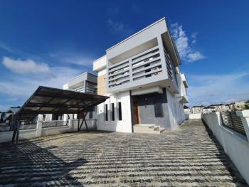 Brand New Contemporary 5 Bedroom Fully Detached House with Bq, Megamound Estate, Lekki, Lagos, Detached Duplex for Sale