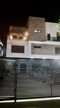 Newly Built Luxury Units of 4 Bedrooms Terrace with a Room Bq, Osborne, Ikoyi, Lagos, Terraced Duplex for Sale