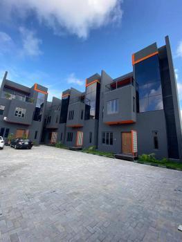 Serviced 4 Bedrooms Terraced Duplex in a Serene Environment, Left, Lekki Phase 1, Lekki, Lagos, Terraced Duplex for Sale