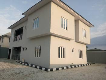 Newly Built Three-bedroom Apartment Two People in a Compound, Sangotedo, Ajah, Lagos, Flat for Rent