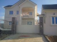 Brand New Exquisitely Finished Fully Detached 4 Bedrooms Duplex with 2 Sitting Rooms and 2 En Suite Rooms Bq in Suncity Estate, Suncity Estate, Galadimawa, Abuja, Detached Duplex for Sale