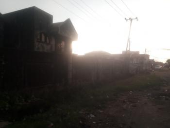 3 Plots of Land. Title: C of O. Good for Commercial Or Residential, Ago Palace, Isolo, Lagos, Commercial Land for Sale