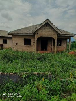 Uncompleted 3 Bedrooms Bungalow Roofed Already., Unity Estate, Its Road, Lafenwa-aparadija, Agbara, Ado-odo/ota, Ogun, Detached Bungalow for Sale