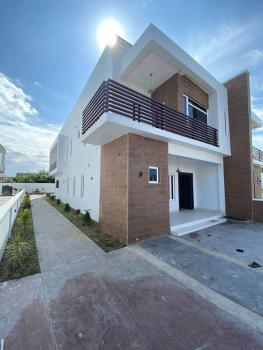 4 Bedroom Duplex with Bq and Good Aerial View, Lake View Park/orchid Road, Lafiaji, Lekki, Lagos, Detached Duplex for Rent