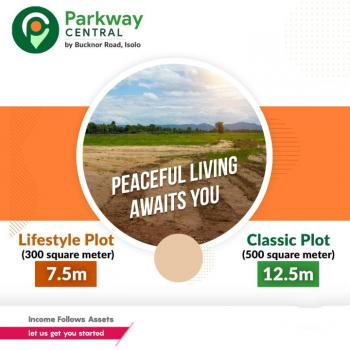 Cheap Land, Parkway Gardens By Buknor Gra, Ire Akari, Isolo, Lagos, Residential Land for Sale