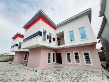 Serviced 4 Bedroom Semi Detached Duplex, Ikate Elegushi, Ilasan, Lekki, Lagos, Semi-detached Duplex for Sale