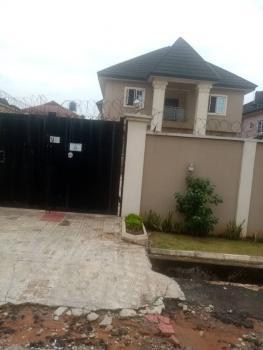 an Executive 5-bedroom Detached House, 2-room Bq, 550sqm, Omole Phase 1, Ikeja, Lagos, Detached Duplex for Sale