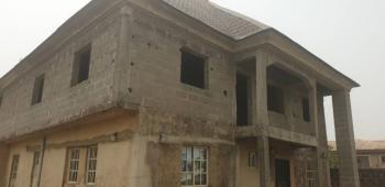 4 Bedroom Duplex, Buckorr Estate, Oke Afa, Isolo, Lagos, Detached Duplex for Sale