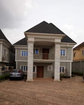 Lovely 6 Bedroom Duplex with 4 Bedroom Bq All Ensuite on 1000sqm Wit C of O, Corridor Layout, Independence Layout, Enugu, Enugu, Detached Duplex for Sale