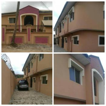 4 Nos of 3 Bedroom Flat with C of O, Abule Egba, New Oko-oba, Agege, Lagos, Block of Flats for Sale
