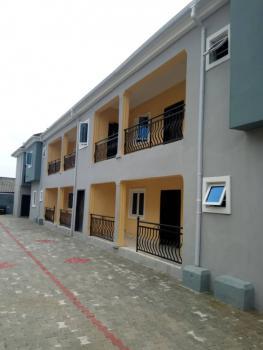 Brand New 3 Bedroom Flat, Just 4 Units, Marshill Estate Along Addo Road, Ado, Ajah, Lagos, Flat for Rent