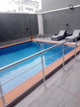 Luxury 4 Bedroom Terrace with Bq, Off Obas Palace, Oniru, Victoria Island (vi), Lagos, Terraced Duplex for Sale