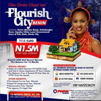 Land, Flourish City Estate Benin, Ikpoba Okha, Edo, Mixed-use Land for Sale