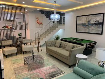 Luxury 4 Bedroom Duplex, Off Admiralty Way, Lekki Phase 1, Lekki, Lagos, House Short Let