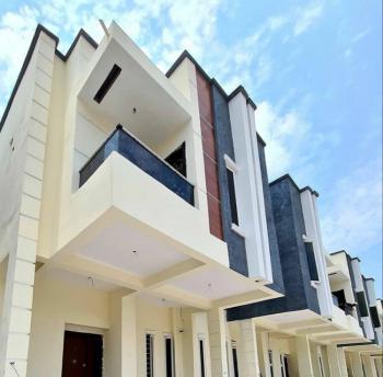 Magnificent Fully Serviced 4 Bedrooms Terraced Duplex, Ikota, Lekki, Lagos, Terraced Duplex for Sale