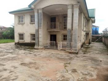 Five Bedroom Duplex with Six Toilets, Ijapo Estate, Akure, Ondo, Detached Duplex for Sale