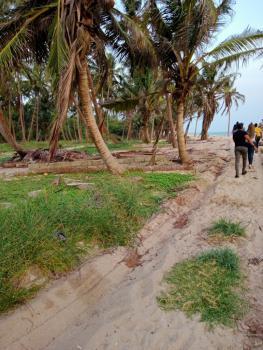 Cheap Beachfront Land, Renaissance Beachfront Close to Lacampaign Tropicana, Eleko, Ibeju Lekki, Lagos, Mixed-use Land for Sale