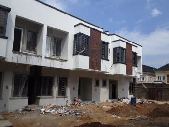 Newly Built Spacious 3 Bedrooms Terraced Duplex with Bq, Lekki Phase 2, Lekki, Lagos, Terraced Duplex for Sale